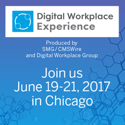 Save the Date - Digital Workplace Experience 2017