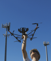 Optelos Drone Work Advisor Software