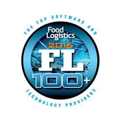 Food Logistics FL100+ Top Technology and Service Providers List