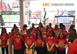 SWC Technology Partners, Microsoft Store at Oakbrook Center and Alain Locke Charter School Come Together to Spread Good Cheer this Holiday Season