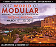 Save $100 - Register by December 31 for The 34th Annual World of Modular in Tucson, Arizona
