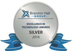 Content Raven Wins the prestigious Brandon Hall Group Excellent in Technology award for Best Advance in Learning Management Technology for External Training
