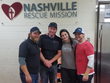Stratton Exteriors Partners With the Nashville Rescue Mission