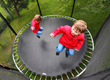 Parents can more easily spot children when they are on the Trampoline Ben