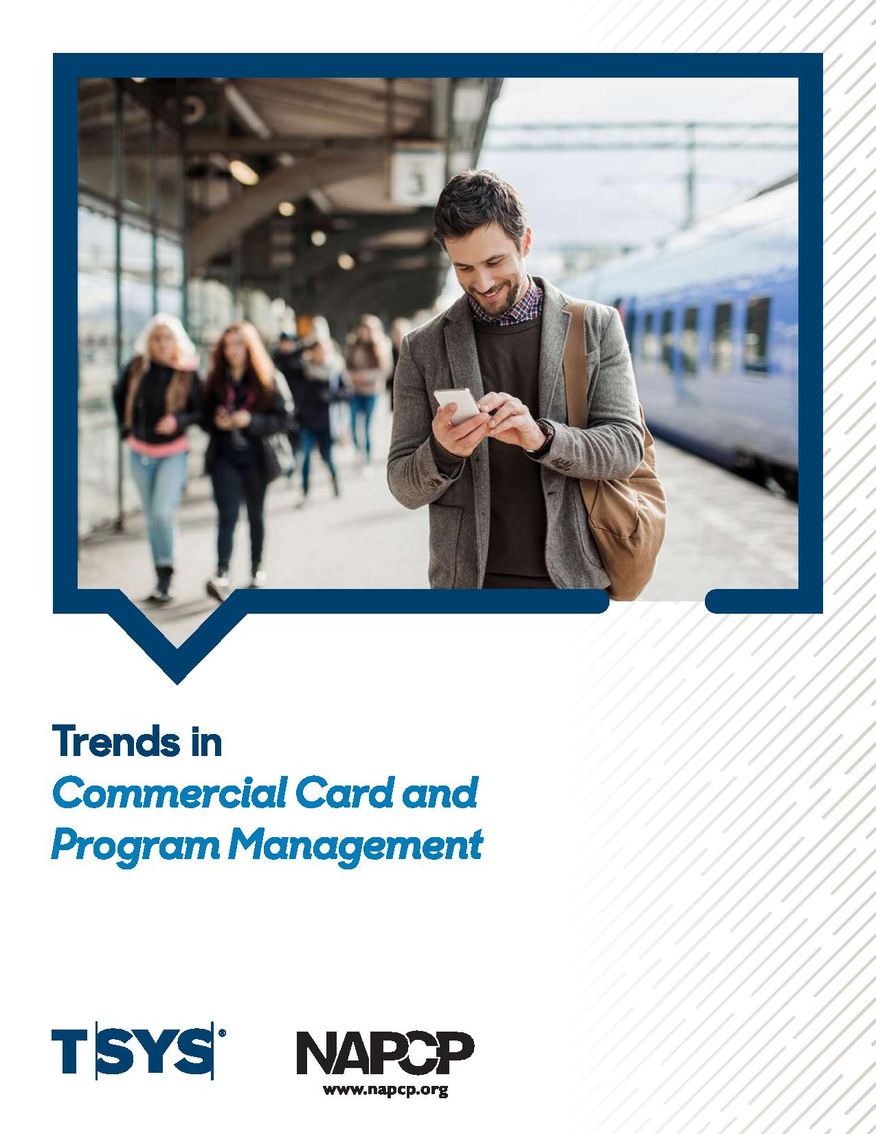 Napcp And Tsys Survey Results Identify Overall Commercial Card