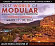 Modular Building Institute Announces Speakers for 2017 World of Modular Convention