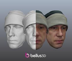 Bellus3D Face Model