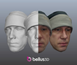 Bellus3D Introduces High-Quality and Cost-Effective 3D Face Scanning for Mobile Devices