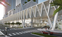 Gate Precast provides design assistance for the new high-speed rail train currently under construction in Miami.