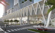 V-Shaped Precast Panels to Clad MiamiCentral Train Station
