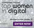 Call for Entries - Cynopsis Media's Top Women in Digital