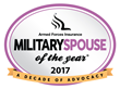 Nominations for 2017 Armed Forces Insurance Military Spouse of the Year®, presented by Military Spouse Magazine, Open Nationwide