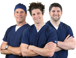 Great Hair Transplant Surgeons - Dr. Matt Huebner, Dr. Harold Siegel, Dr. Thomas Huebner