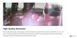FCPX Overlay Glimmer 5K - Final Cut Pro X Plugin - Pixel Film Studios