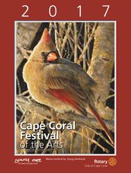 Mama Cardinal by Doug Lehnhardt