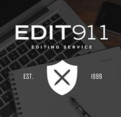edit911 proofreading service