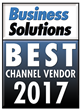 Sterling Payment Technologies Named Best Channel Vendor for Ninth Consecutive Year