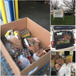 Canned Food Donations to Feeding America West Michigan