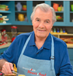 "Iconic French Chef Jacques Pepin Tells All In CRN's ""Just The Right Book Podcast"""