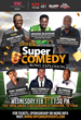 Rickey Smiley and Earthquake to Headline Comedy Bowl Explosion Super Bowl Week in Houston, TX