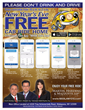 Martin, Harding & Mazzotti, LLP® Offers 'Free Cab Ride Home' Program This New Year's Eve