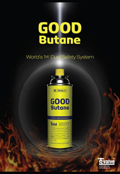 Safety Good Butane Gas Cartridge