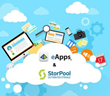 eApps Hosting deploys SSD based Distributed Storage System, by StorPool