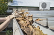Cleaning these gutters can be both disgusting and difficult, so this invention was created to make the process easier.