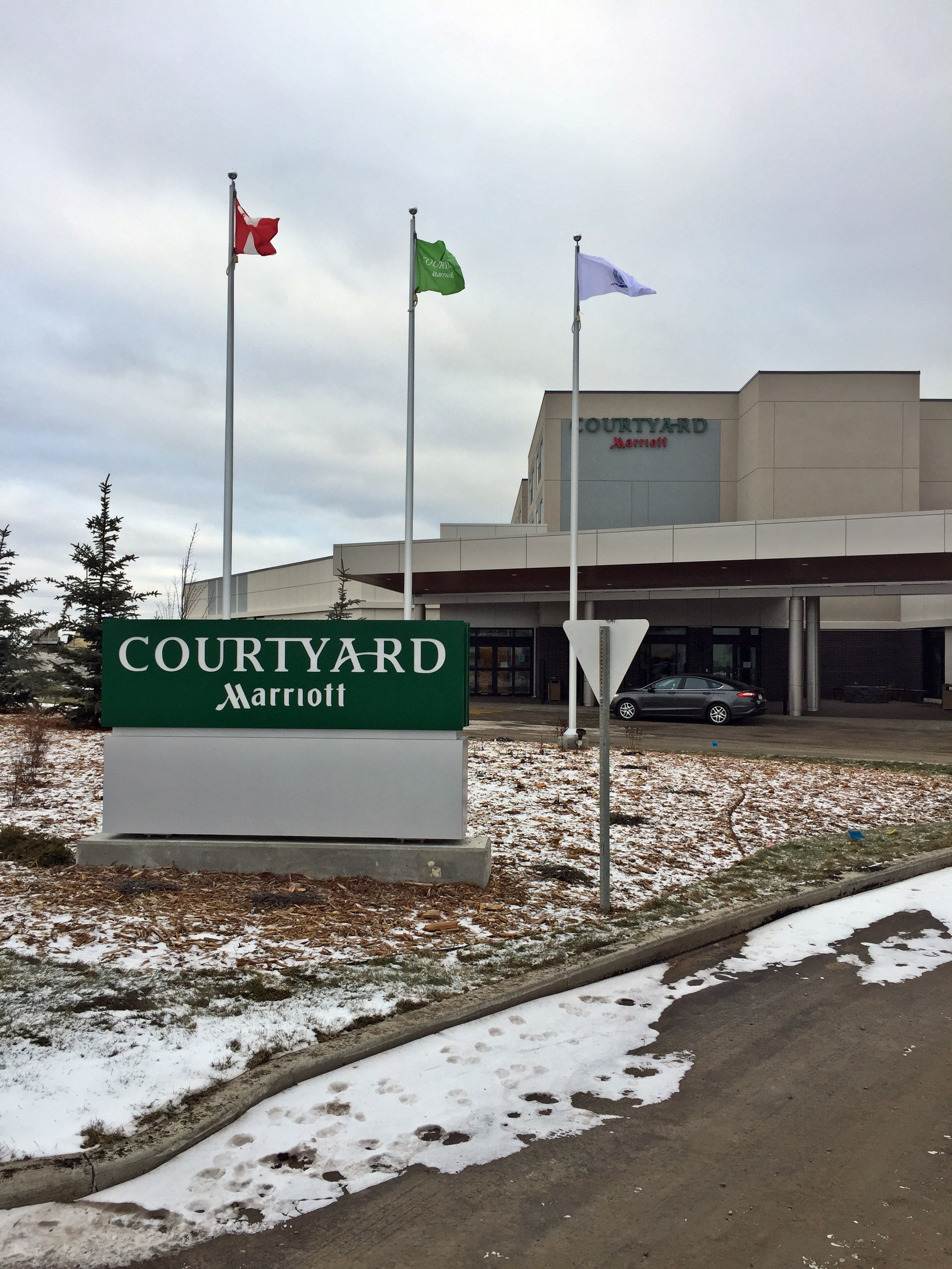 Guests Will Be Inspired At The New Toronto Marriott: Courtyard By Marriott Hotel Opens Today In Cold Lake, Alberta