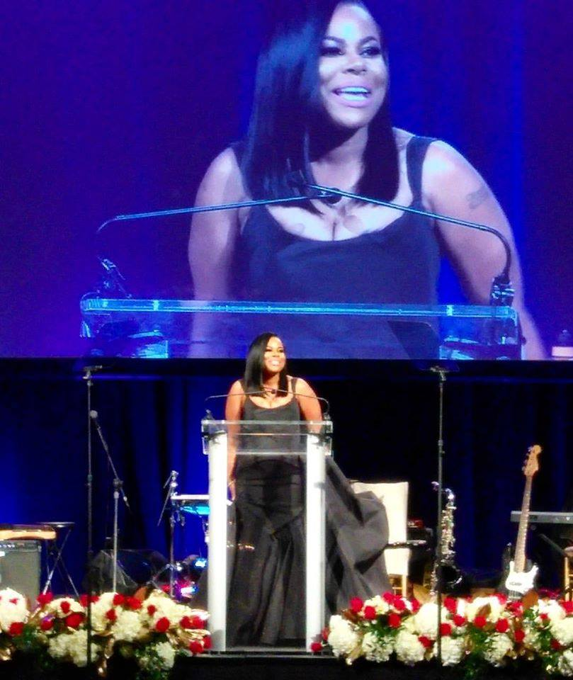 Tabatha Moore Honored at Black Tie Gala for 10 Years of Dedication ...