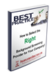 PreemploymentDirectory.com Releases 'Best Practices Guide for Selecting a Background Screening Provider'
