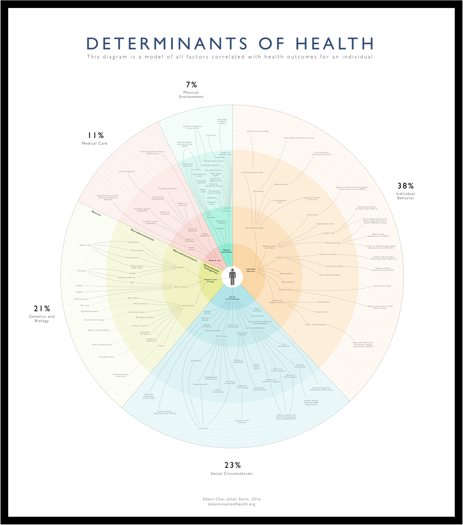the determinants of health essay Social determinants of health: a quick guide for health professionals 1   virchow: collected essays on public health and epidemiology, vol 1 science.