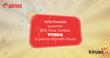 Airtel Rwanda Partners with Kirusa to Launch SMS Trivia Contest
