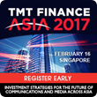 Asia media leaders to discuss investment strategies at TMT Finance Asia 2017