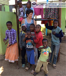 Orphanage Volunteer Abroad in Africa