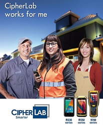 CipherLab Rugged Android Mobile Computers