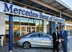 Mercedes benz of gainesville becomes morgan auto group 39 s for Mercedes benz of gainesville fl
