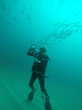 NOGI-Award winning diver Bill Macdonald with the 360Abyss™.