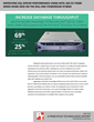 Principled Technologies Finds that Businesses can Increase Database Throughput with the Dell PowerEdge R730xd and Intel SSD DC P3600 Series NVMe SSDs