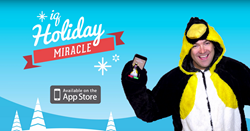 IQ Holiday Miracle App for iPhone