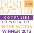 HRPro/BenePro Named One of the Best and Brightest Companies to Work for in the Nation for 2016