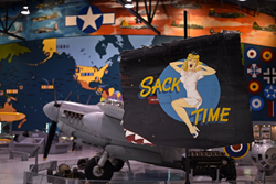 EAA, museum, CAF, nose art