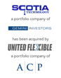 BlackArch Partners Advises Gemini Investors on Sale of Scotia Technology to United Flexible Technologies