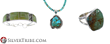 Green Turquoise Jewelry: The New Trend of 2017