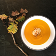Butternut Squash & Pear Bisque Recipe Courtesy of Gather Café by Stewart Cellars and Chef Sarah Heller.