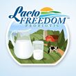Lacto-Freedom Probiotic Logo