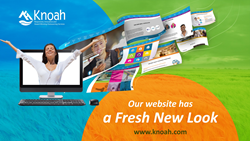 Knoah's Website Has a Fresh New Look