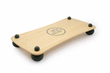 Pono Board, balance board with Cool Grey balls