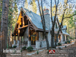 New Enery Works' 2017 Calendar is a 13 month collection of homes and commercial projects that will bring a new timber frame to your wall each month.