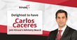 Carlos Caceres, Former CCO of Digicel Group, Joins Kirusa Advisory Board